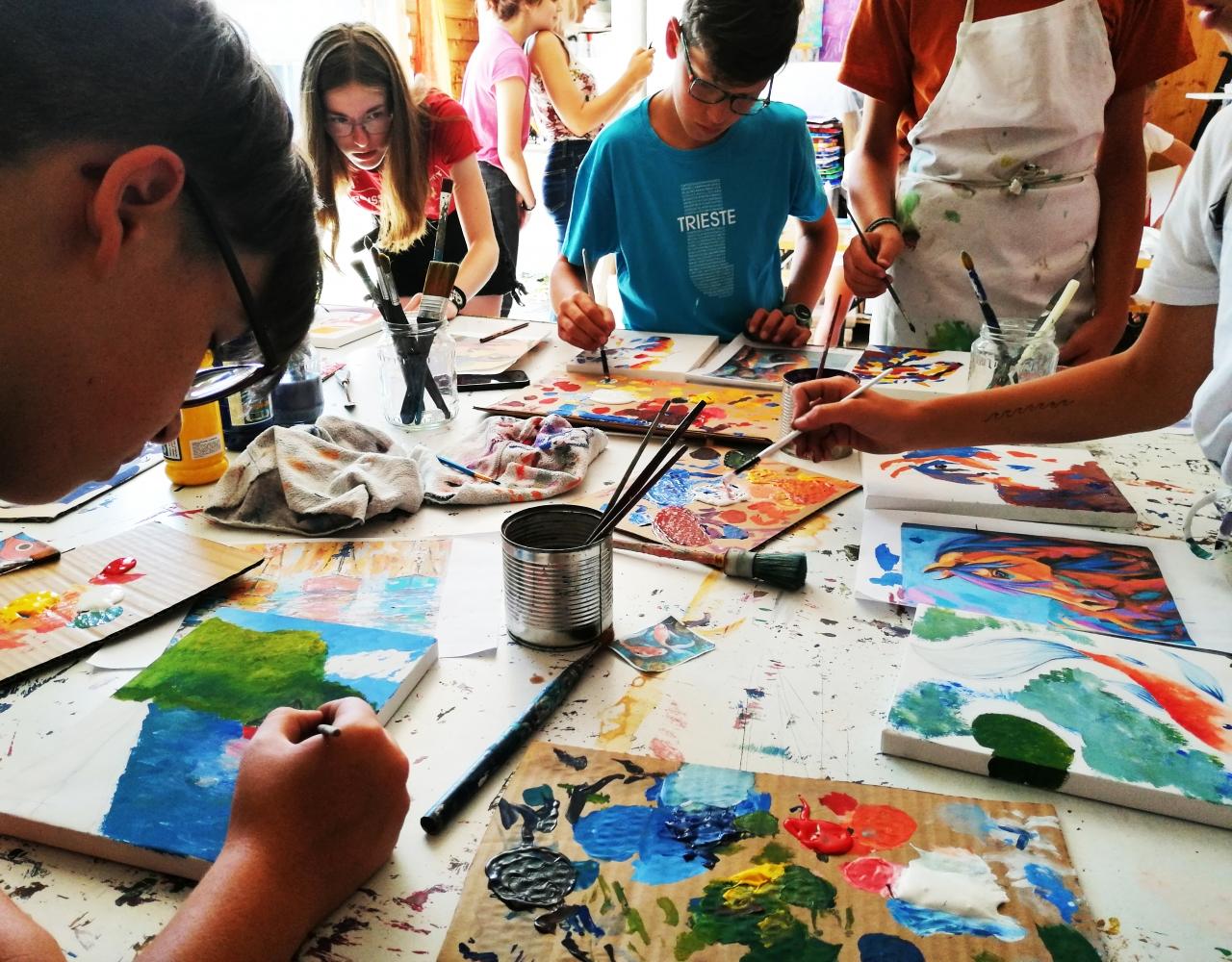 Művészeti Élménytábor
